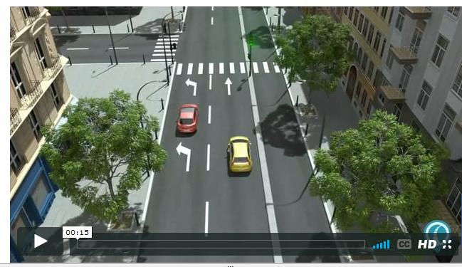 Apprendre le Code de la route en ligne